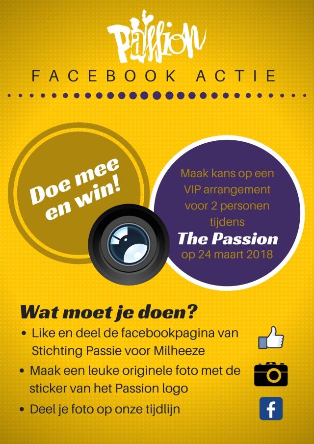 Passion Facebookactie(1)